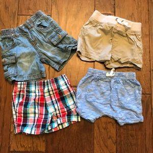 Other - 🌟 Infant Boy's shorts bundle!! 🌟